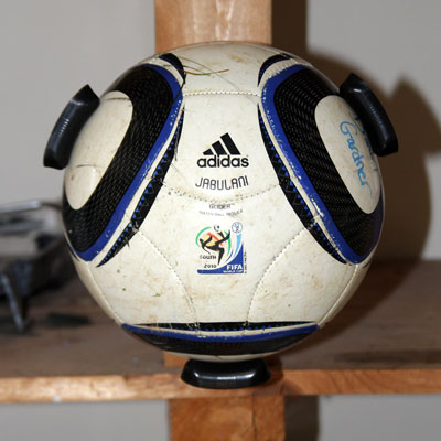 Ball Claw and Size 5 Soccer Ball