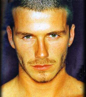 omg kinda reason watch soccer david beckham